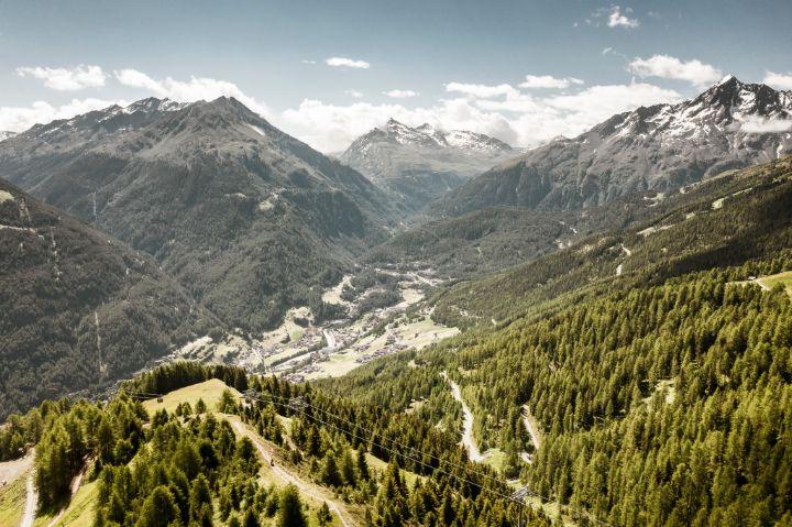 Corona / Covid-19 im Sommer 2021   Sölden in Tirol